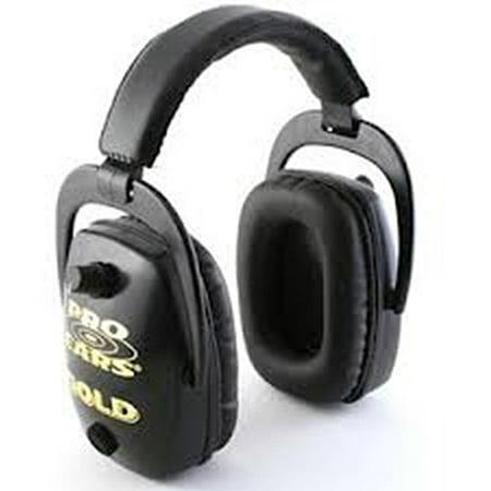 Pro Ears Pro Slim Gold Series Ear Muffs