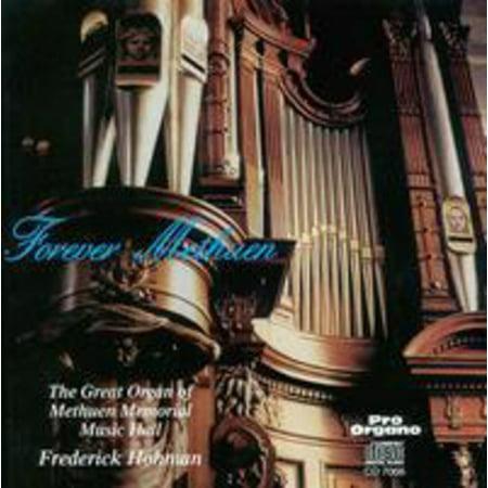 Plays Great Organ Of Methuen Memorial Music Hall