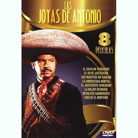 Las Joyas De Antonio (8 Peliculas) (Spanish)](Las Peliculas De Halloween)