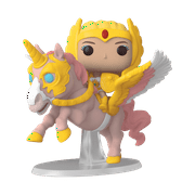 Funko POP! Ride: Masters of the Universe - She-Ra on Swiftwind - Walmart Exclusive
