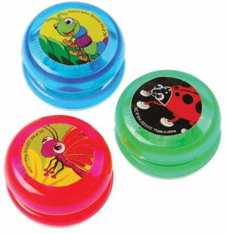 Mini Insect Yo-Yo Case Pack 33 by US Toy Company