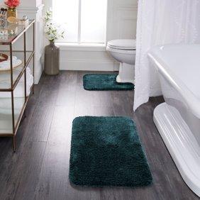 Alexa 3 Piece Checker Design Bathroom