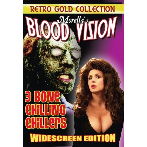 Morella's Blood Vision: 3 Bone Chilling Chillers (Anamorphic Widescreen)