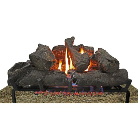 Thermablaster 24 in. Gas Log Set