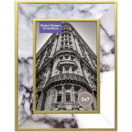 Better Homes and Gardens Marble & Gold Finish Frame - (D & G Frames)
