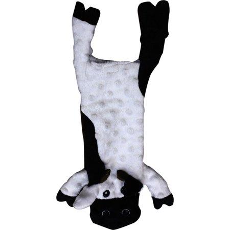 SPOT Skinneeez Extreme Stuffer Cow Dog Toy 14