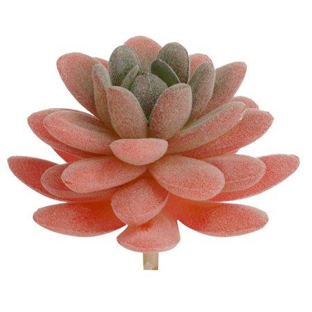 Artificial Mini Succulent Fake Flower Container Garden Plastic -