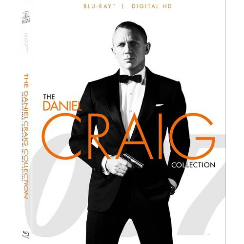 007: The Daniel Craig Collection (Blu-ray) (With INSTAWATCH) by Mgm