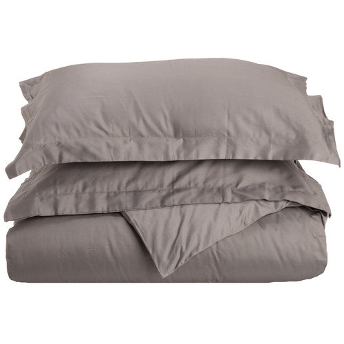 Simple Luxury Impressions 3 Piece Duvet Cover Set
