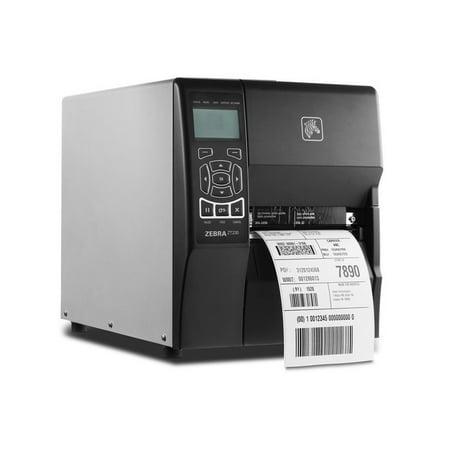 - Zebra ZT230 Direct Thermal Transfer Mono Serial USB Ethernet Printer ZT23042-T21200FZ