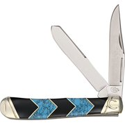 Colt Turquoise Peak Trapper KB201- TURQUOISE PEAK Multi-Colored