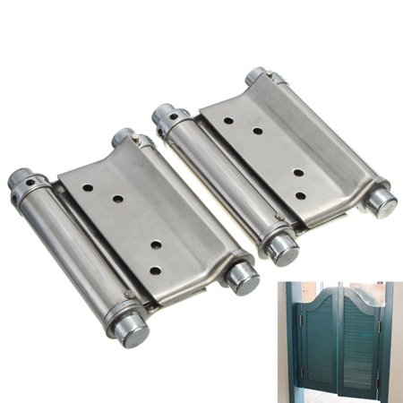 Double Acting Spring Hinge - 2Pcs 3