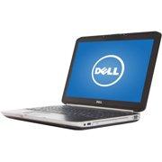 "Certified Refurbished Dell 15.6"" Latitude E5520 WA5-0903 Laptop PC with Intel Core i5-2410M Processor, 8GB Memory, 500GB Hard Drive and Windows 10 Pro"