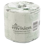 Georgia Pacific Professional Envision Bathroom Tissue, 550 SHeets, 80 ct by Georgia Pacific