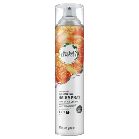 Herbal Essences Body Envy Volumizing Hairspray with Citrus Essences, 17 oz (Body Jet Spray)