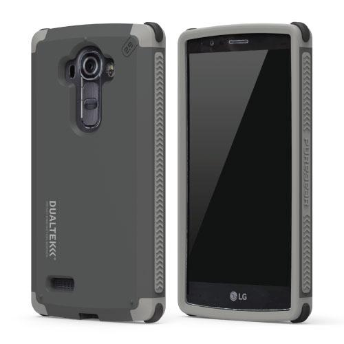 PureGear DualTek Protective Cell Phone Case - LG G4 - Black