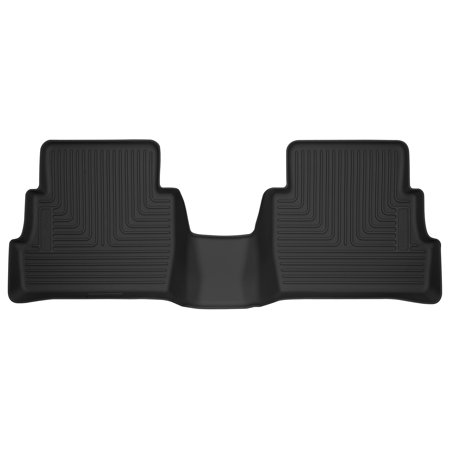 Husky Liners 52861 Black Front Floor Fits 17-18