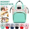 Baby Diaper Bags Mummy Backpack Large Capacity Travel Nursing Bag Maternity Baby Nappy Shoulder Backpack