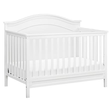 DaVinci Charlie 4-in-1 Convertible Crib - White