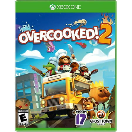 Overcooked! 2 for Xbox One (Best Xbox Games Out Right Now)
