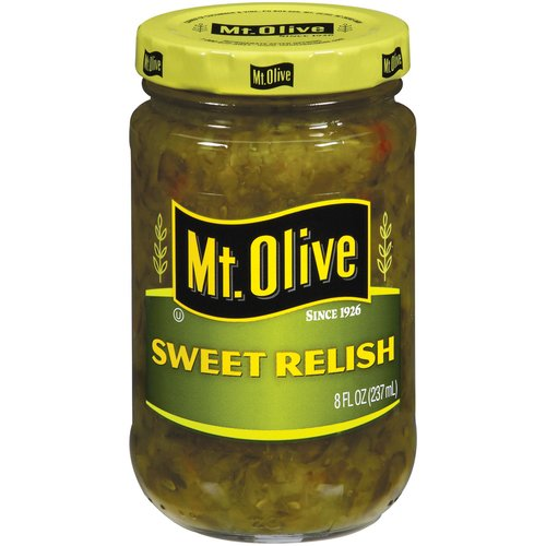 Mt. Olive Sweet Relish, 8 fl oz