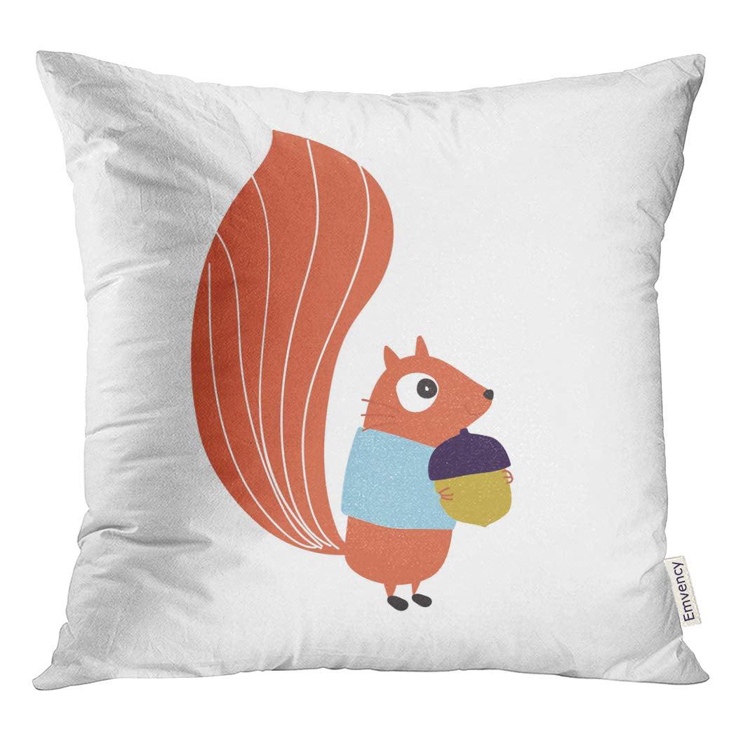 18/'/' polyester cartoon animal pillow case cover waist cushion cover Home Decor