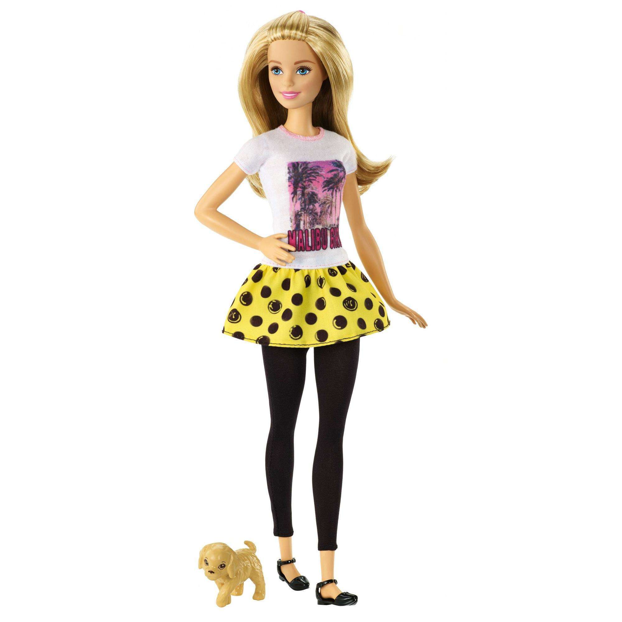 Barbie Great Puppy Adventure Barbie Doll by Mattel