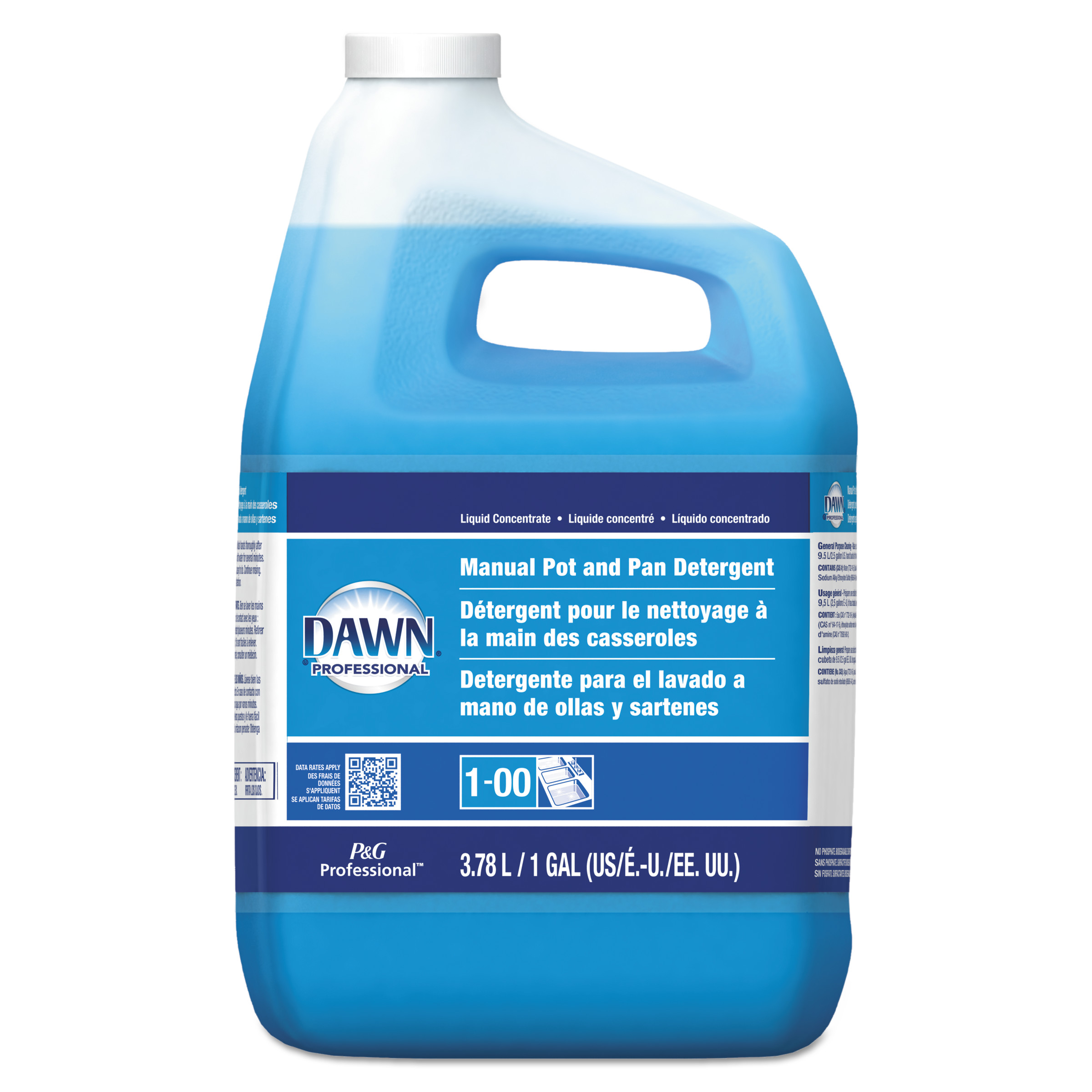 Dawn Professional Manual Pot & Pan Dish Detergent, Original