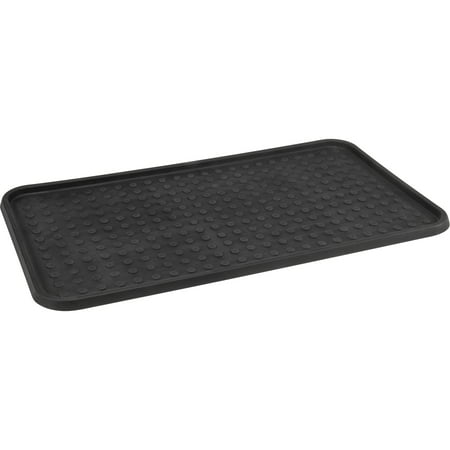 Zenith Safety Products Boot Tray, 15 by 25-Inches, Plastic, Black - image 2 of 2