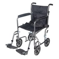 b693150319b Product Image Drive Medical Lightweight Steel Transport Wheelchair