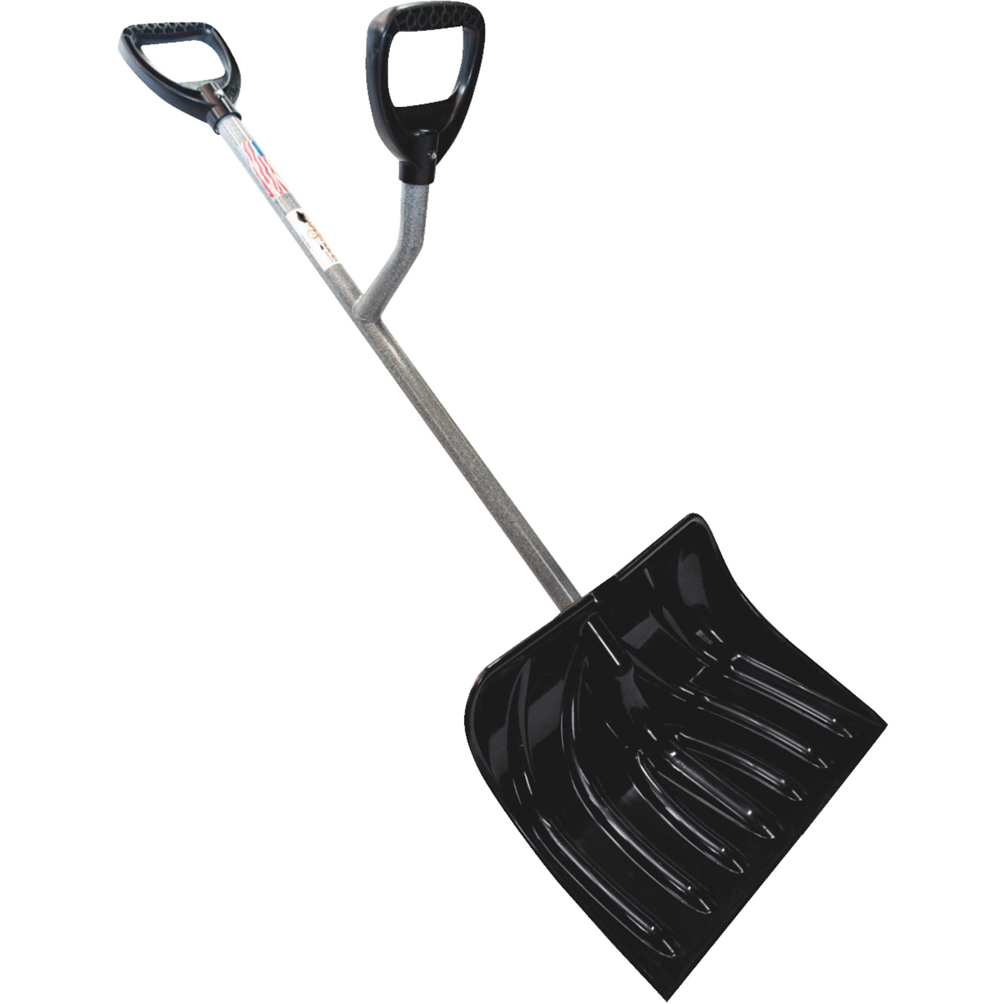 Lidl snow shovel steel wool drill