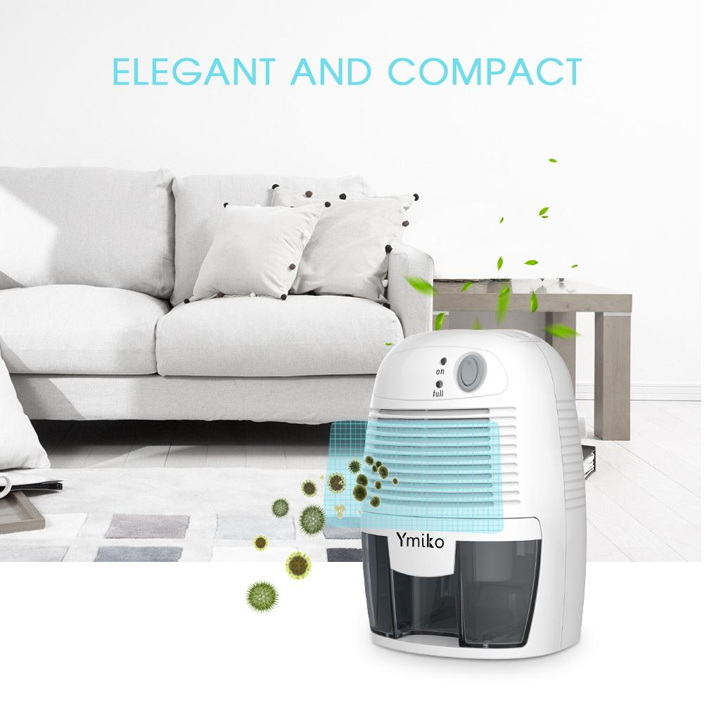 Hilitand Small Dehumidifier For 1200 Cubic Ft 150 Sq Ft