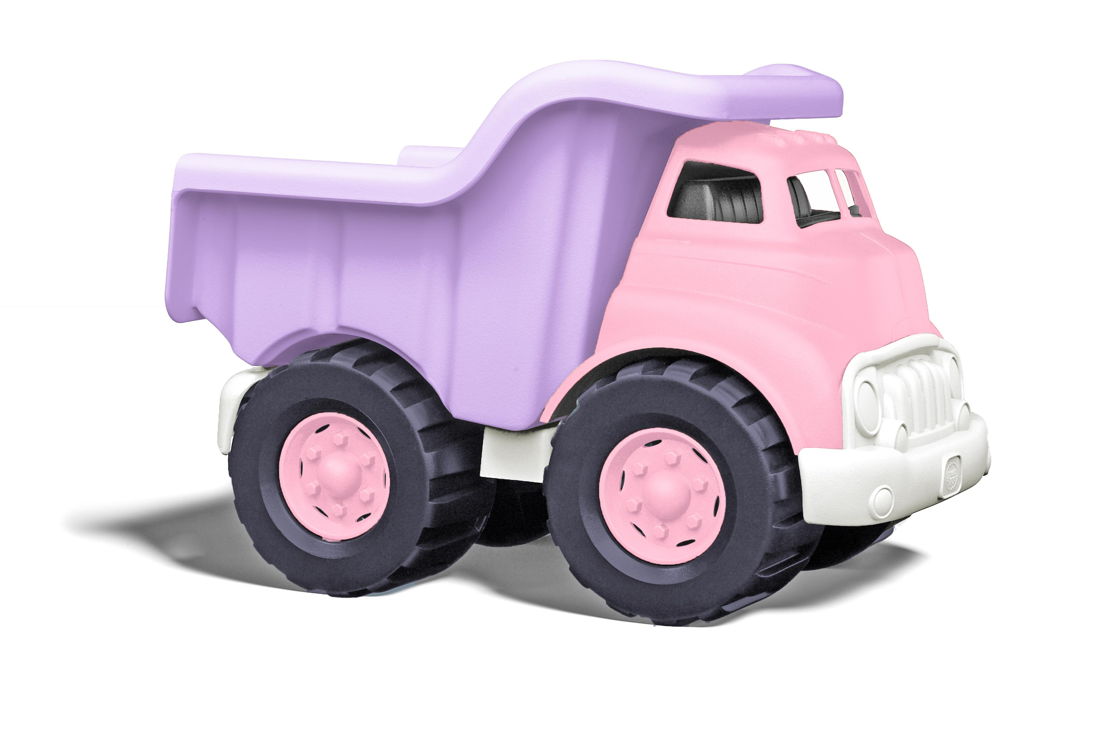 Pink Dump Truck (Other) by Green Toys