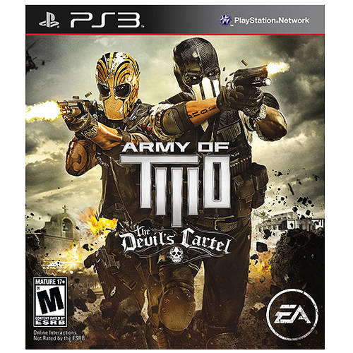 Army Of Two The Devil'S Cartel (PS3) - Pre-Owned