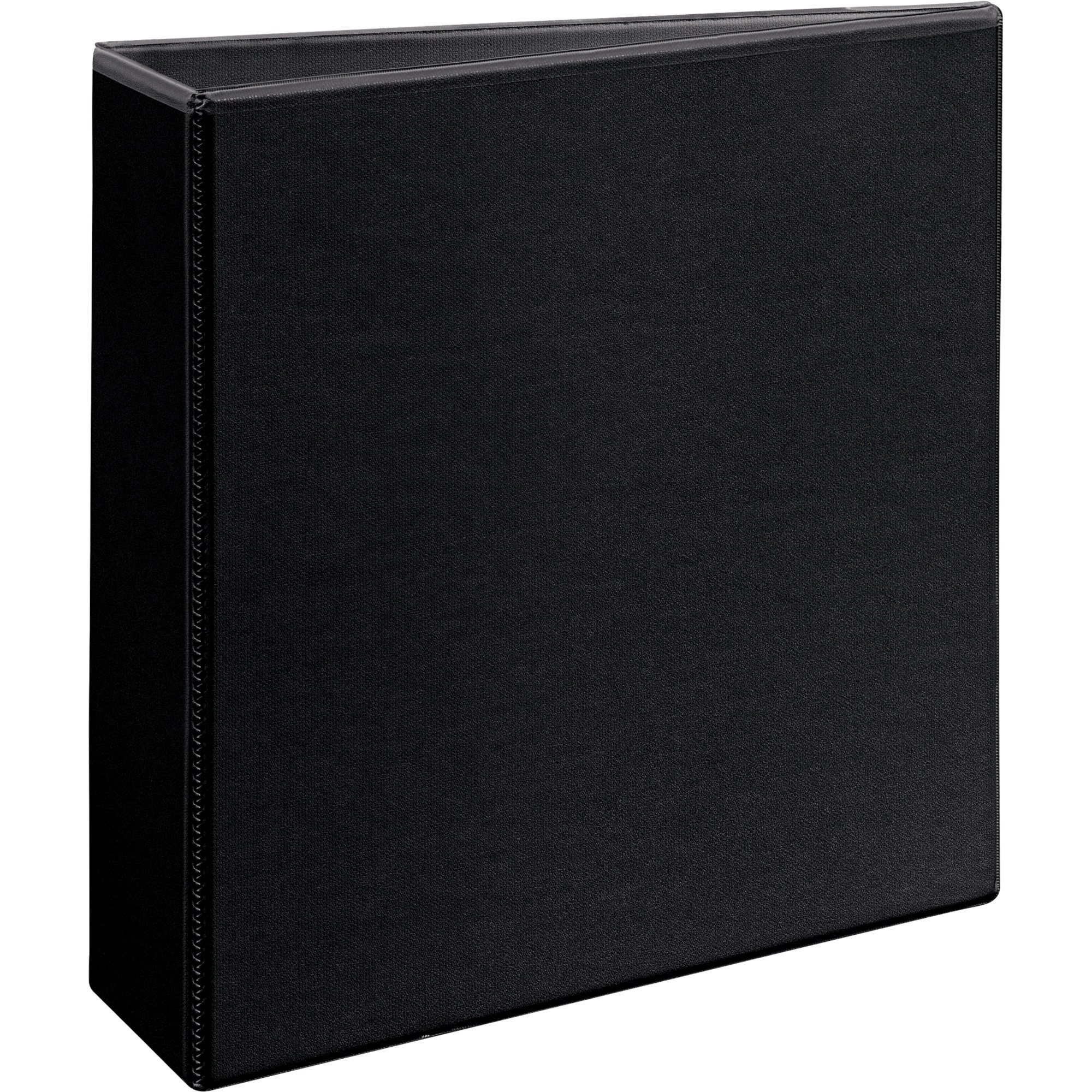 Click here to buy Avery Durable View Binder with Slant Rings, 11 x 8 1 2, Black, 3 inch Capacity by Avery.