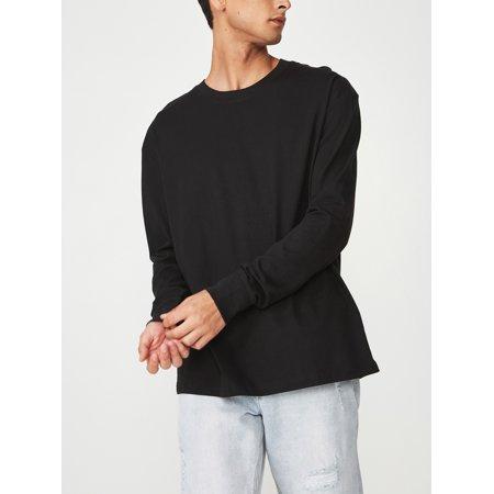 Cotton On Men's Tbar Long Sleeve (Long Sleeve Boyfriend Tee Mossimo Supply Co)