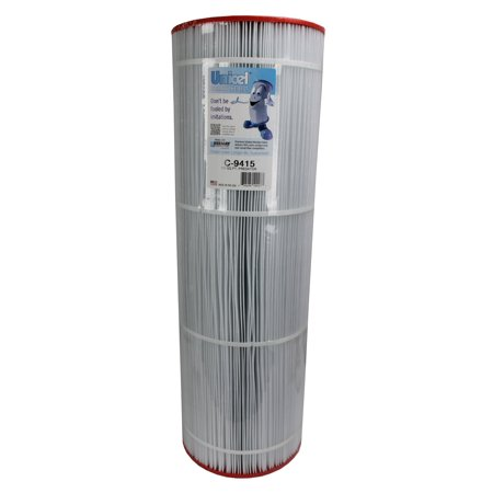 Unicel C-9415 Pentair Predator Clean & Clear 150 Pool Filter Cartridge C9415 ()