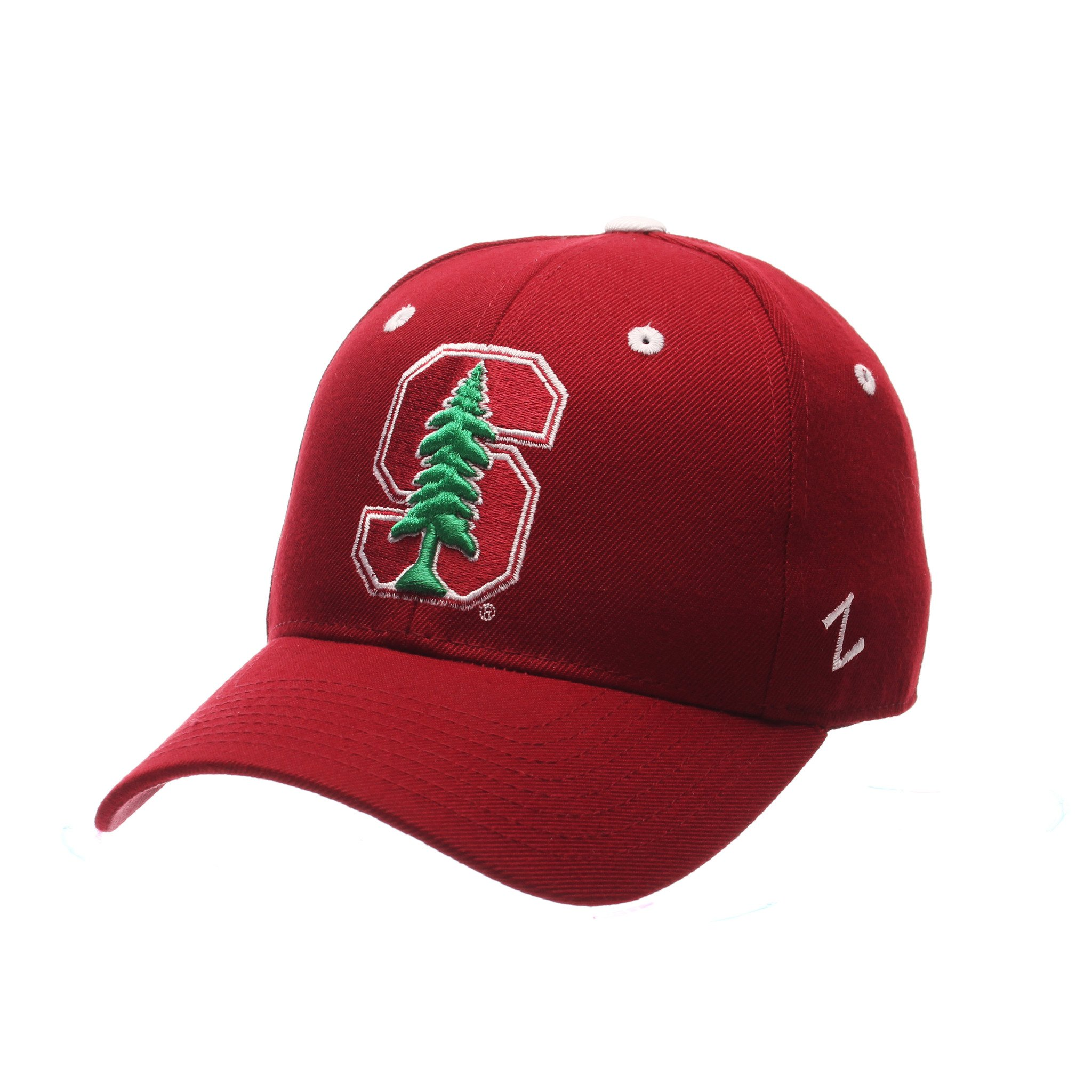 new product 3ce8a 458b0 ... promo code for stanford cardinal official ncaa dhs size 7 fitted hat cap  by zephyr 564172