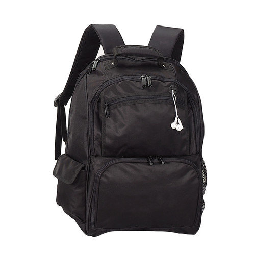 Preferred Nation Travelwell Scan Express Computer Backpack