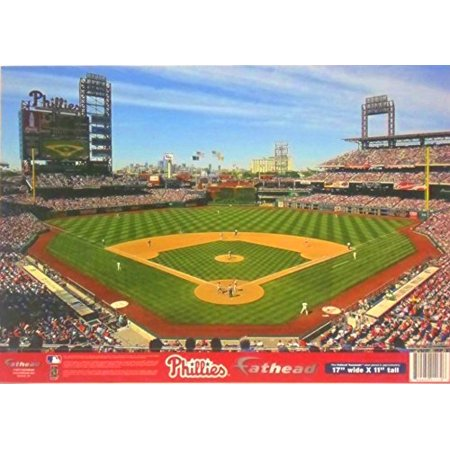 - Fathead Philadelphia Phillies Citizens Bank Park Teammate Mural