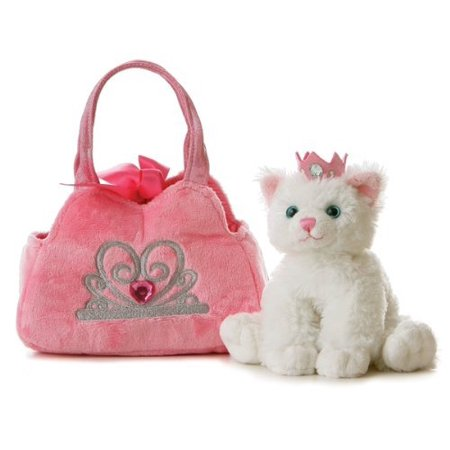 Princess Kitten Fancy Pal - Cat & Kitten Stuffed Animal by Aurora Plush (30765) - Cheap Cat Stuffed Animals