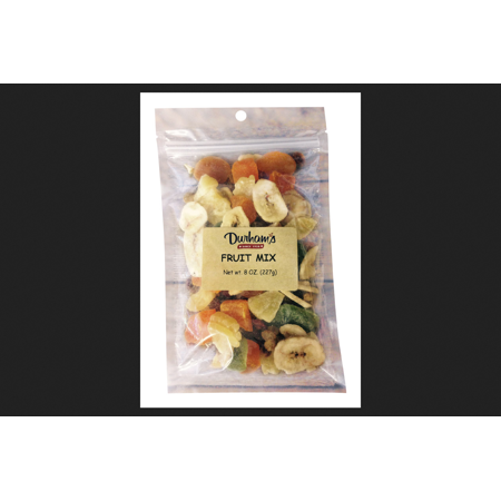 Durhams Dried Fruit Snack Mix 8 oz. Peggable Bag (Dried Fruit Mix)
