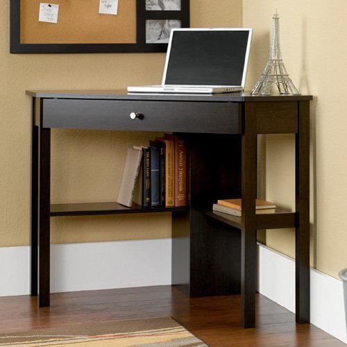 Sauder Corner Computer Desk - Cinnamon Cherry