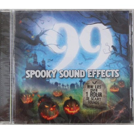 99 Spooky Sound Effects: Over 1 Hour Of Scary - Scary Sound