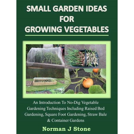 Small Garden Ideas For Growing Vegetables - eBook](Vegetable Ideas For Halloween)
