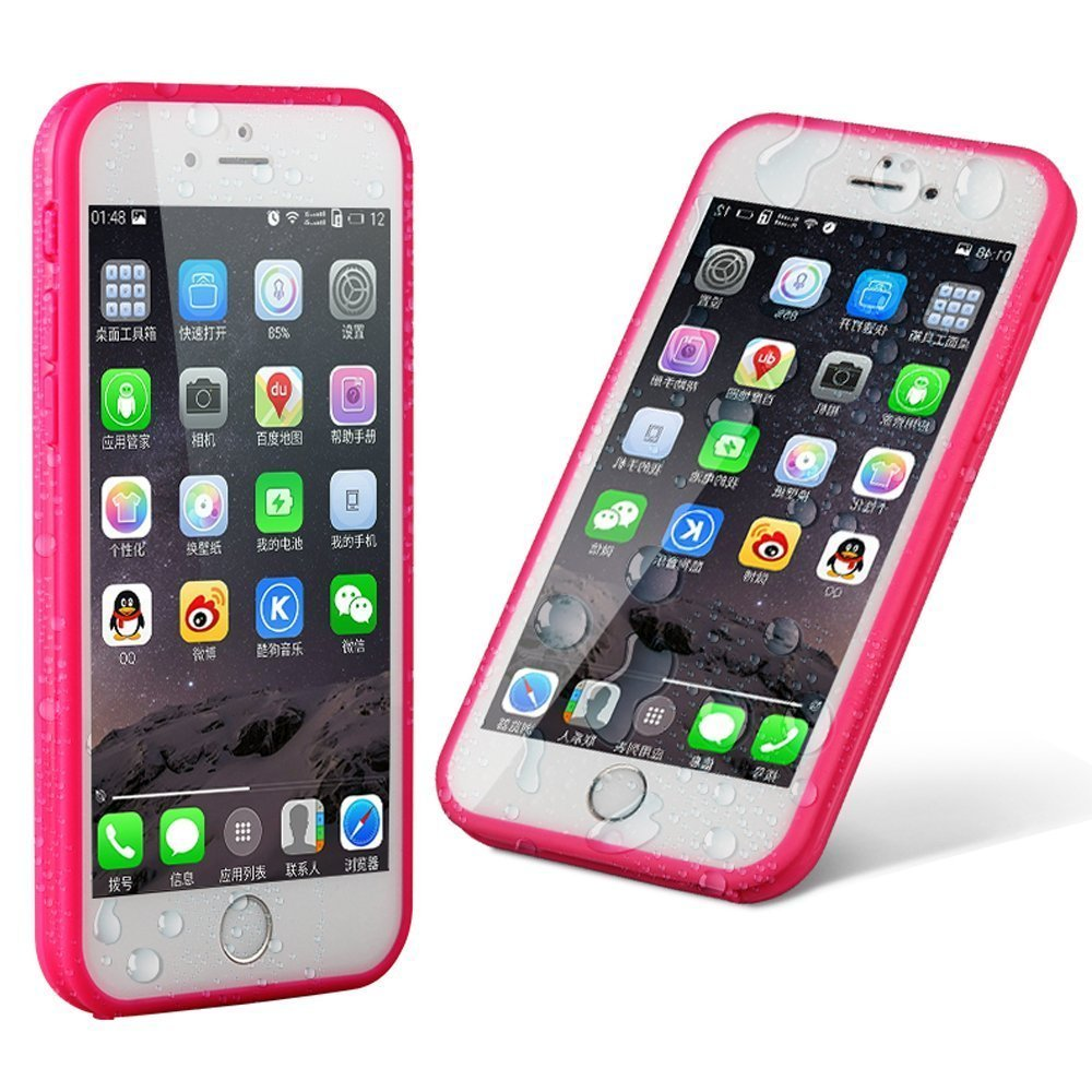 Ultra Hybrid Zoomy Shockproof Case Protective Hard Cover For iPhone 6 6S Plus