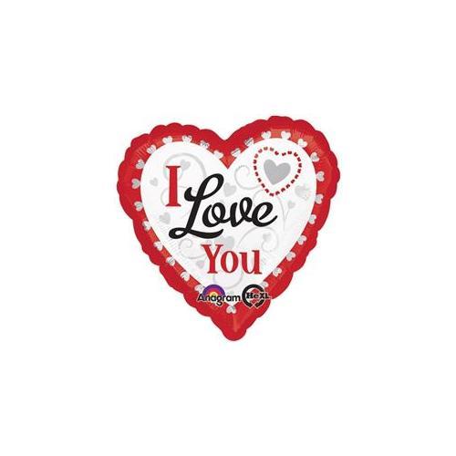 Celebrations 28h Hx: Love You Silver Hearts