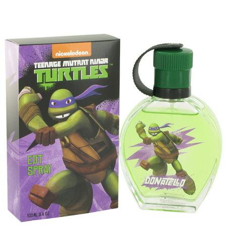 Marmol & Son Teenage Mutant Ninja Turtles Donatello Eau De Toilette Spray for Men 3.4 (Teenage Mutant Ninja Turtles Venus De Milo)
