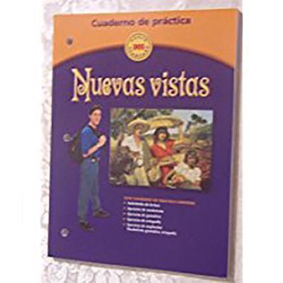 Holt Nuevas Vistas : Cuaderno Practice Course 2