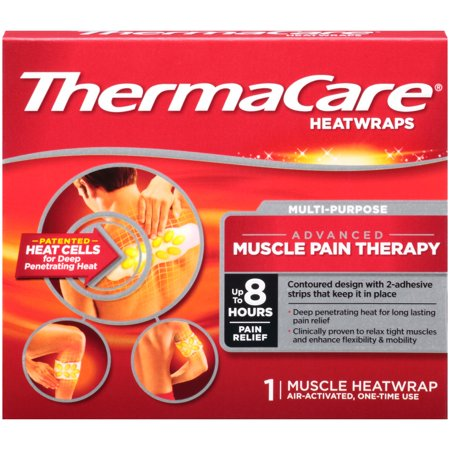 ThermaCare® Multi-Purpose Muscle Pain Therapy